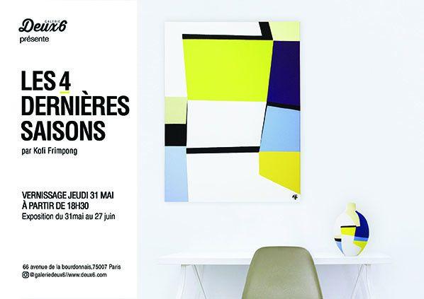 flyer exposition quatre dernieres saisons kofi
