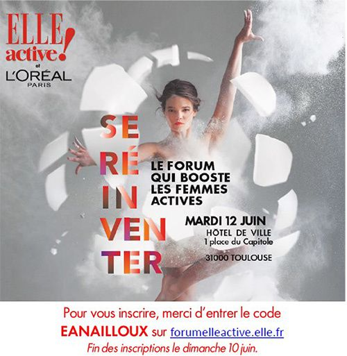 affiche forum elle active