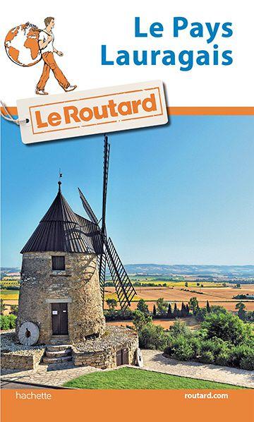 couverture guide le routard pays lauragais