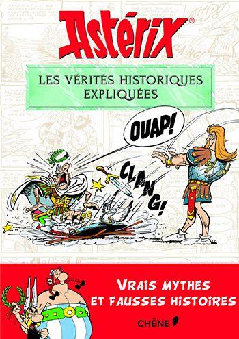 couverture asterix verites historiques explications