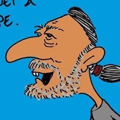 yves carchon caricature