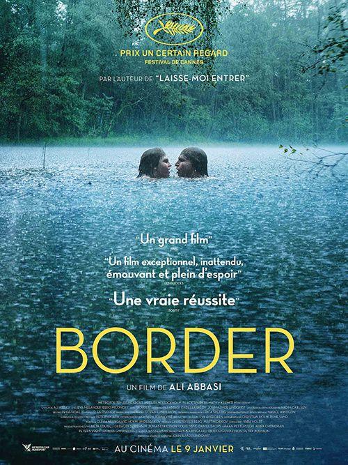 affiche film border