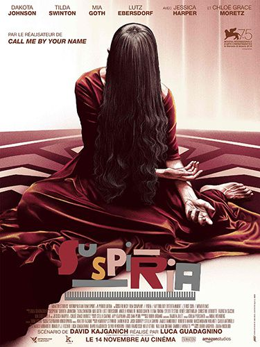 affiche film suspiria