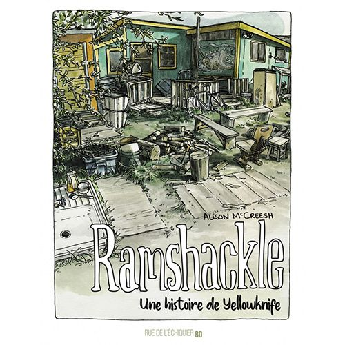 ramshackle couverture