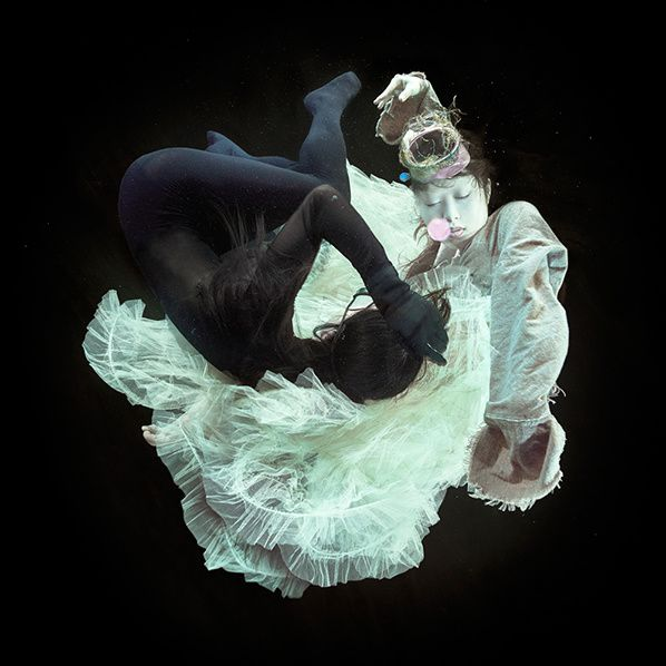 Diving women of South Korea dance their story in deep black water | ©Zena Holloway