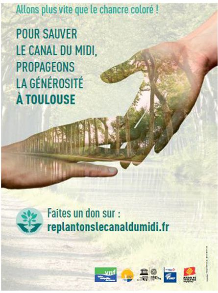 affiche don vnf canal midi