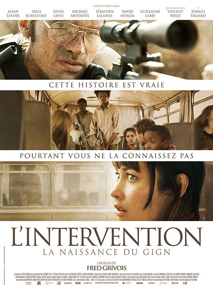 affiche film intervention