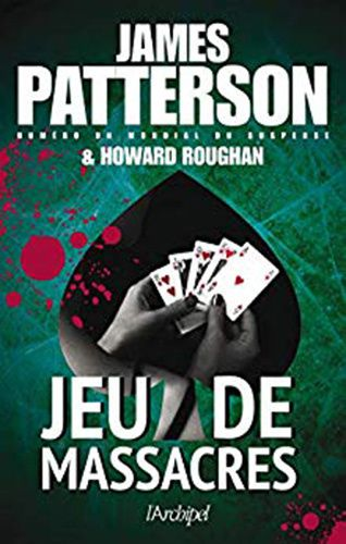 jeu massacres patterson couverture