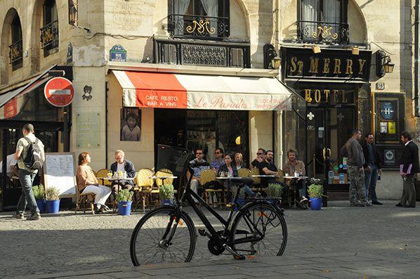 cafe le paradis paris