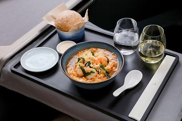 Cathay Pacific lance de nouveaux menus hongkongais