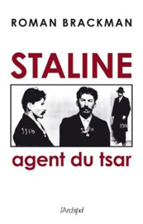 staline agent tsar archipel editions couverture