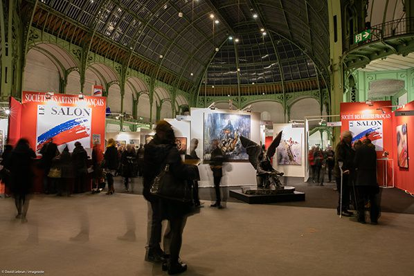 Vernissage 2019 - Salon des Artistes Français © Imageaste-David Lebrun (4)