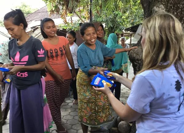 aide pour lombok