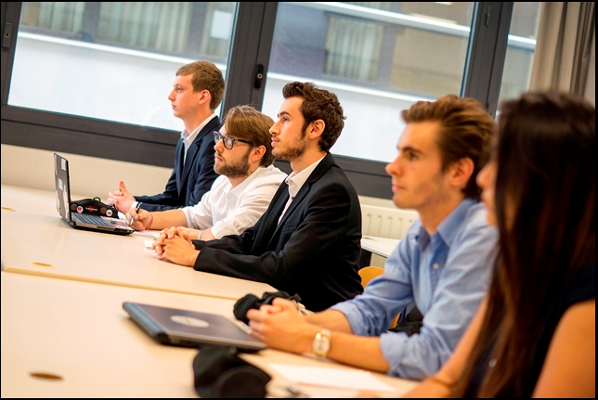 MSc 'Digital Business et Analytics'
