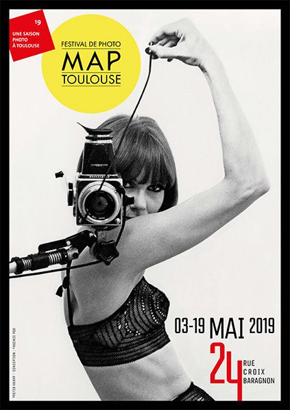 affiche map toulouse 2019