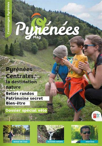 couverture magazine o pyrenees mag