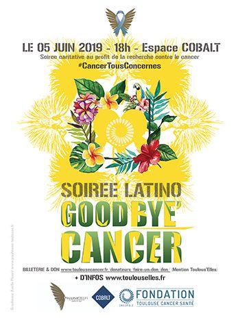 AFFICHE-good bye cancer