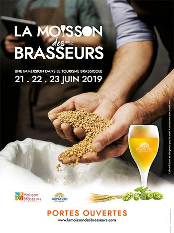 Moisson des Brasseurs 2019 - Brasseurs de France