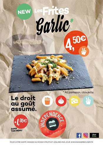frites ail