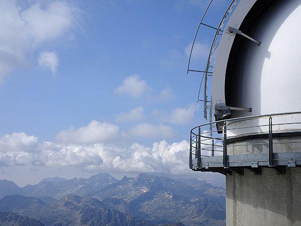 Pic du Midi (2) - Credits Celeda via Wikimedia Commons (cc by-sa 4)