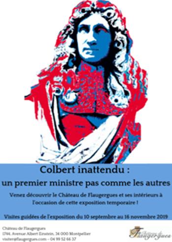 affiche exposition colbert