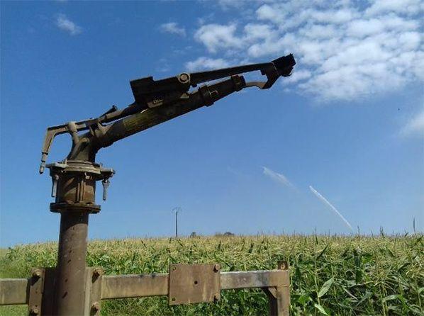 irrigation agriculture gers occitanie
