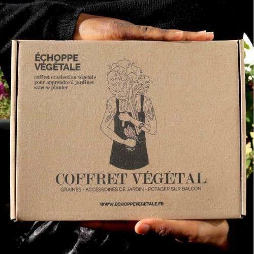 echoppe vegetale box coffret