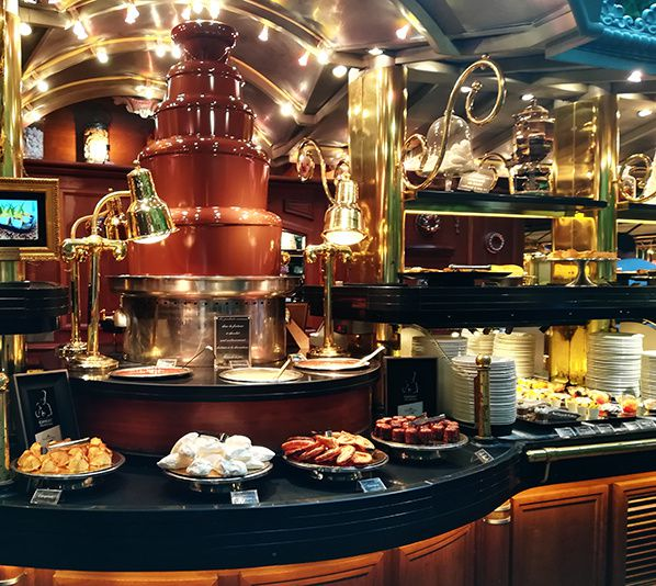 fontaine chocolat restaurant grands buffets narbonne