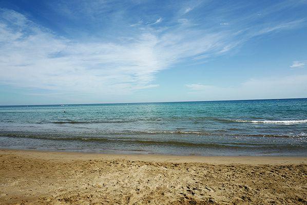narbonne plage mer mediterranee occitanie