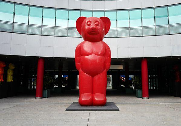 ours rouge madrid espagne iefma