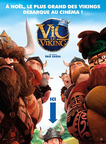 affiche vic viking