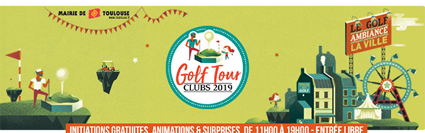 golf tour quai daurade toulouse