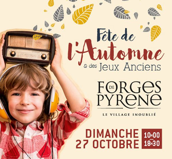 fete automne forges pyrene
