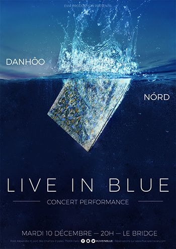live in blue concert performance
