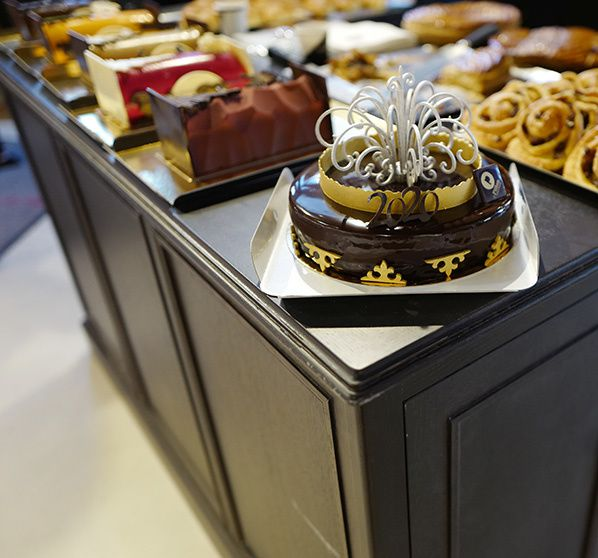 Boutique historique Maison Pillon chocolat entremet patisserie
