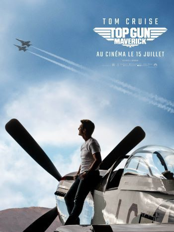 affiche top gun maverick