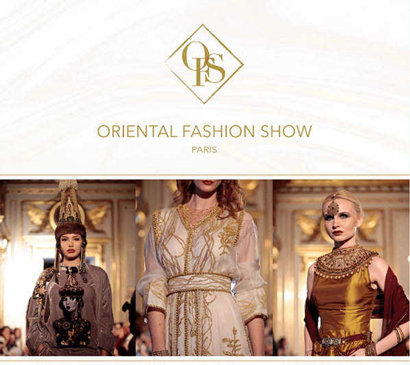 oriental fashion show paris