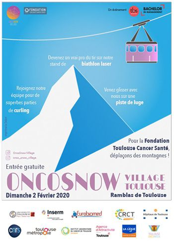 OncoSnow Village toulouse