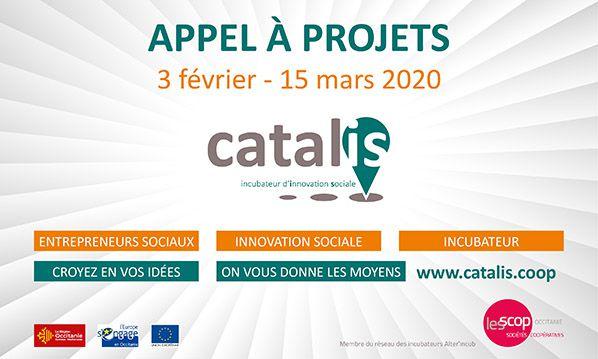 appel projet catalys 2020