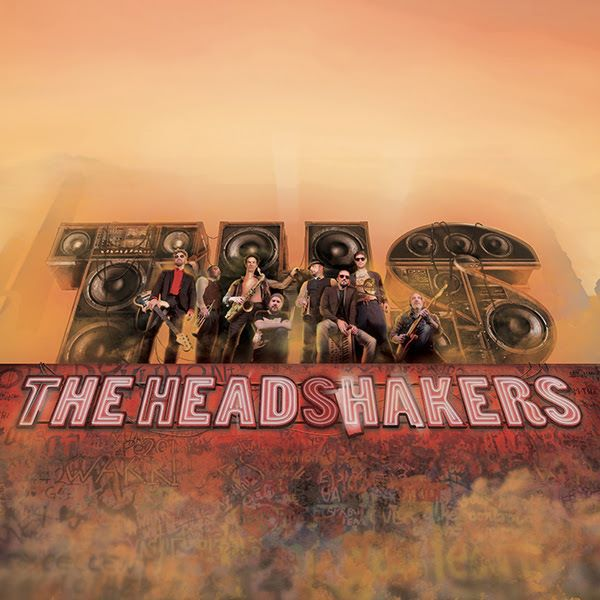 The HeadShakers Architect of Funk