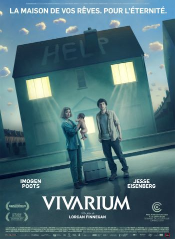 affiche vivarium film officiel