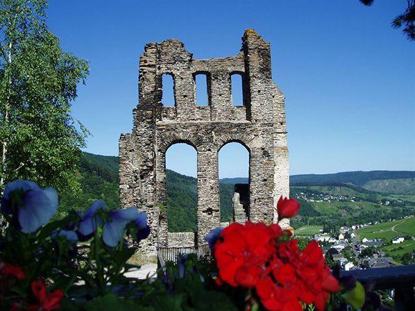 Château de Grevenburg © P Friesenhahn