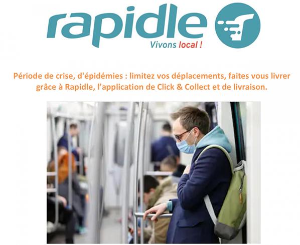 rapidle epidemie
