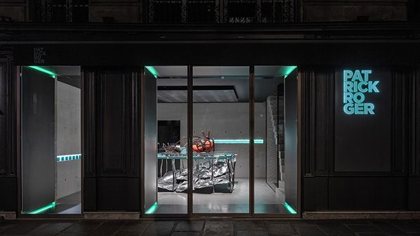 Boutique Patrick Roger Saint Sulpice © Michel Labelle