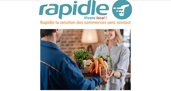 application rapidle click collect