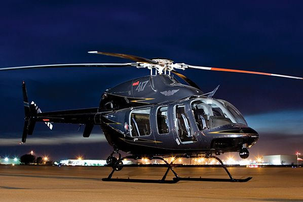 VIP Services that You Desire helicopter