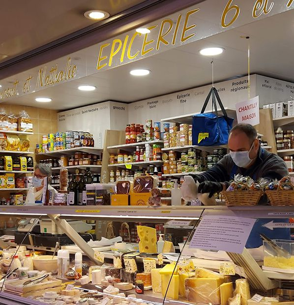 marche carmes toulouse epicerie fromages