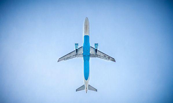 pollution sonore avion ciel