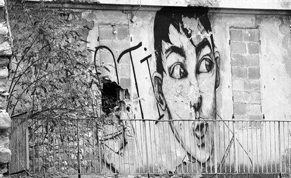 street art thonon les bains
