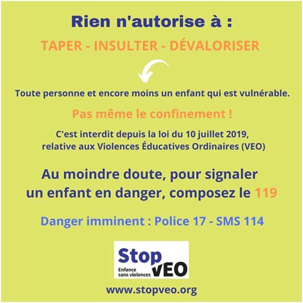 stop veo